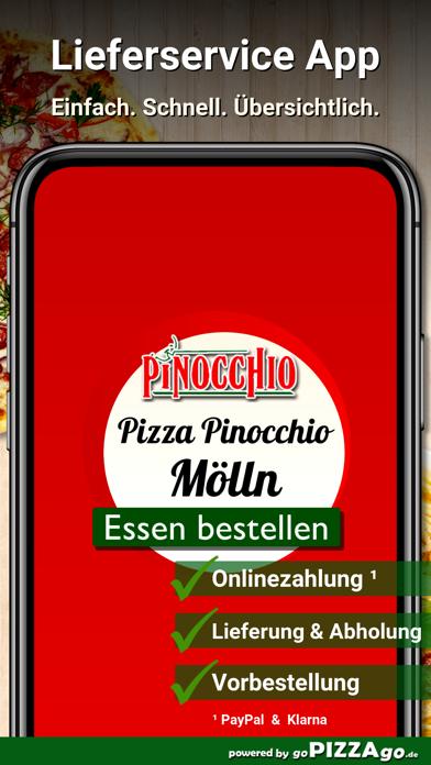 Pizzeria Pinocchio Mölln screenshot 1