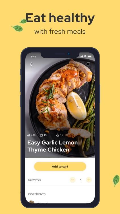 Kitchenful Recipes & Meal Plan screenshot-3