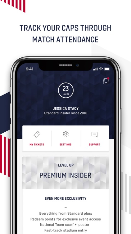 U.S. Soccer – Official App screenshot-7