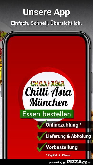 Chilli Asia München screenshot 1
