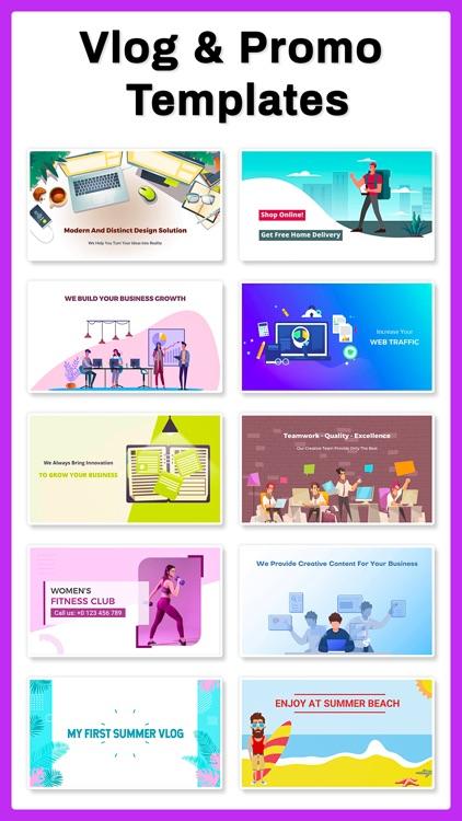 Intro Maker Outro Maker For YT screenshot-8