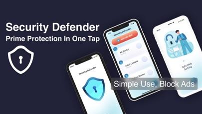 Security Defender ScreenShot0