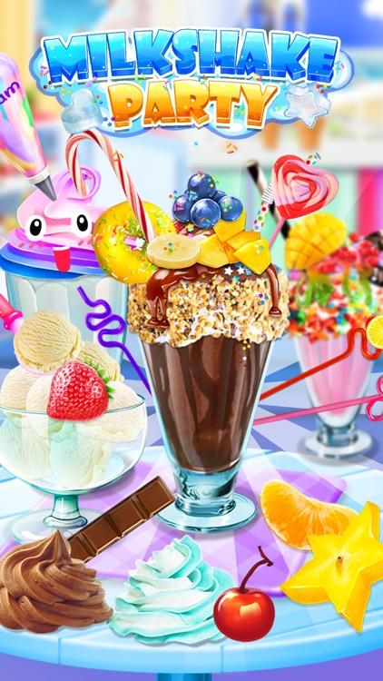 Milkshake Party - Sweet Drink