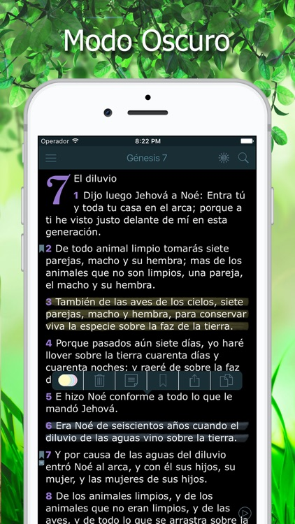 La Biblia Reina Valera Audio screenshot-2