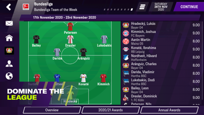 Скриншот №9 к Football Manager 2021 Mobile