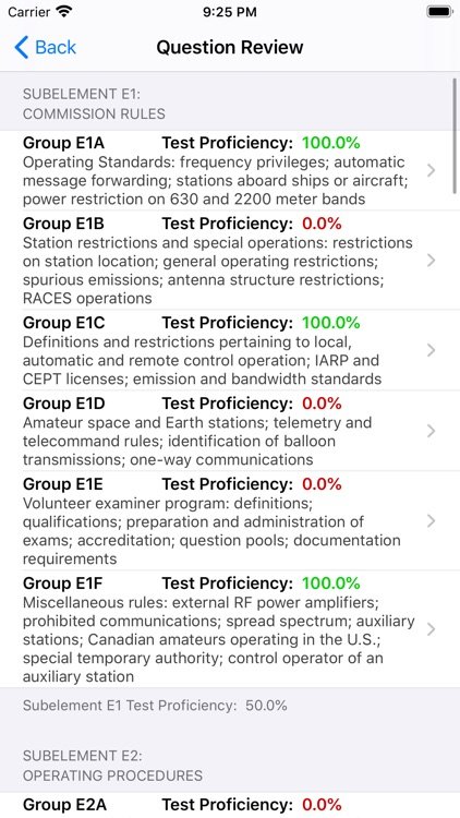 HAM Test Prep:  Extra screenshot-4