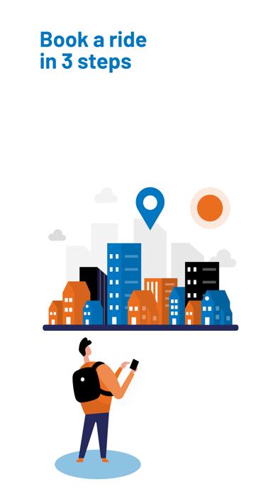 ComfortDelGro Booking Appのおすすめ画像1