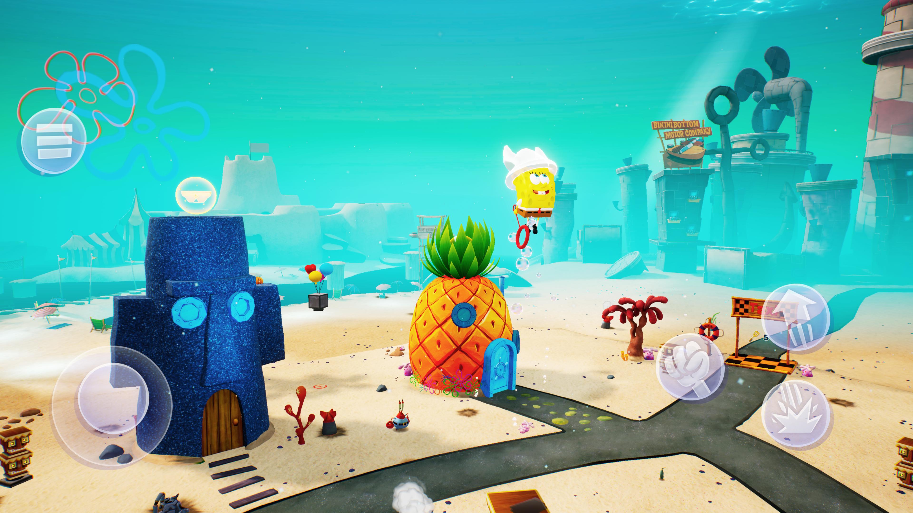 SpongeBob SquarePants screenshot 15