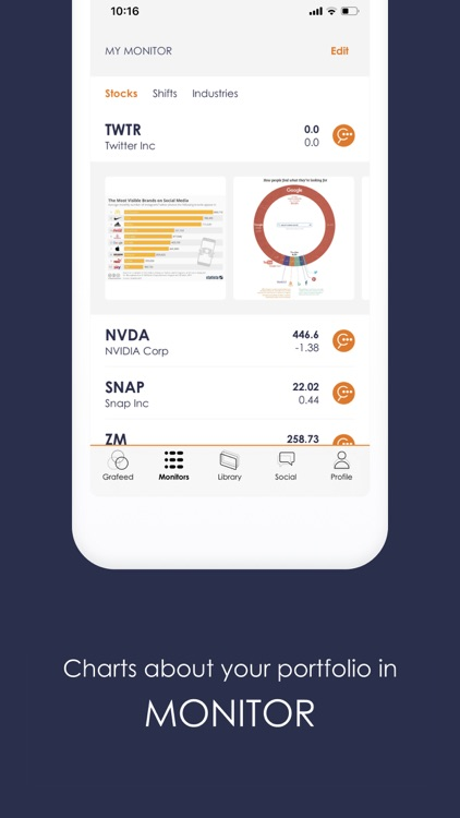 GraphicOne: Discover Investing screenshot-3
