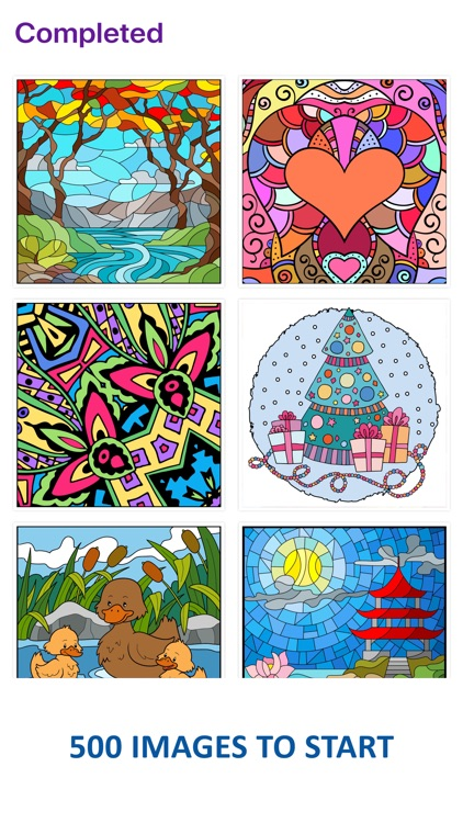 Color by Number, Coloring Book screenshot-8
