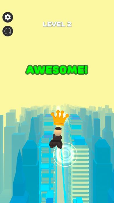 Rope Race 3D screenshot 2