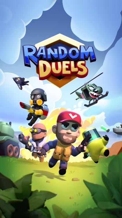 Random Duels: War Battle screenshot-0