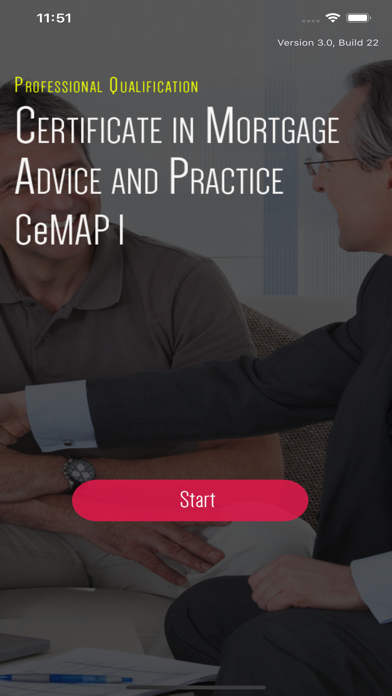 CeMAP 1 Mortgage Advice Exam screenshot 1