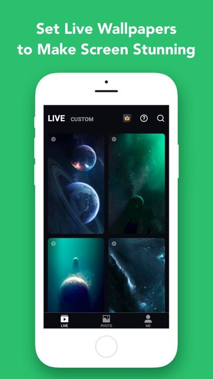NoxLucky - 4K Live Wallpaper