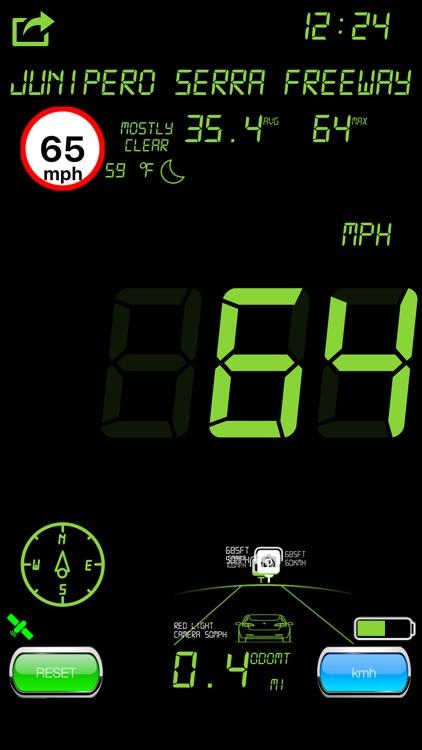 Speedbox Digital Speedometer screenshot-7