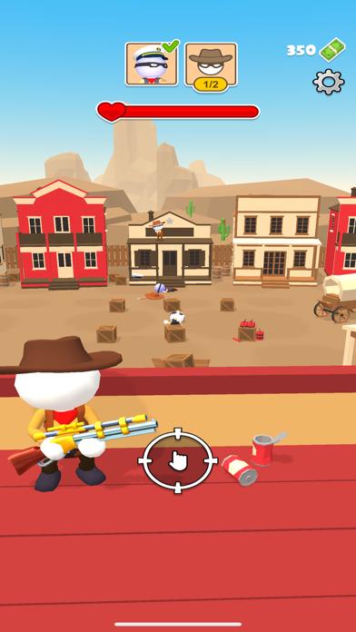 Western Sniper: Wild West FPS screenshot 1