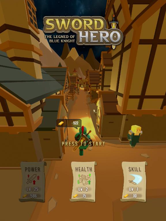 Sword hero! screenshot 8