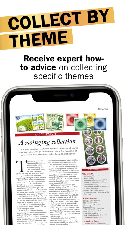 Stamp Collector Magazine screenshot-4