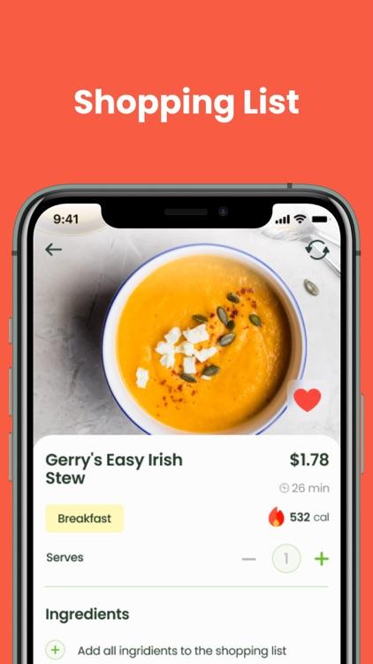 Dash Diet Plan & Food Tracker screenshot-3