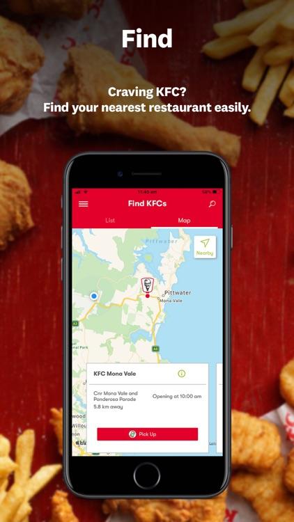 KFC - Order On The Go