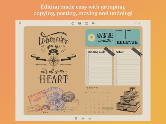 Zinnia Journal & Planner screenshot 4