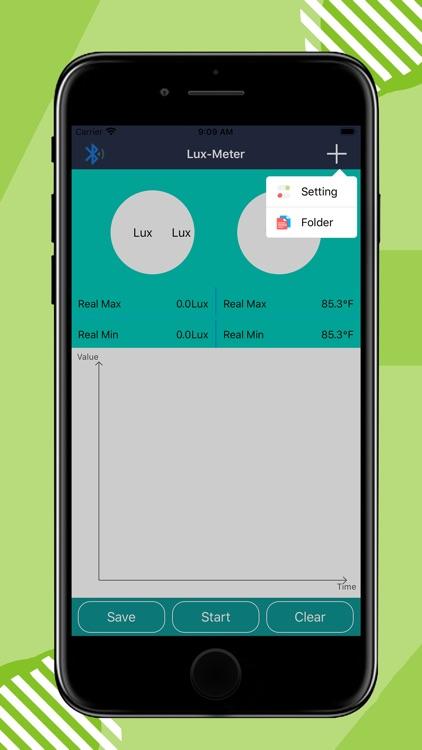 Lux-Meter screenshot-4