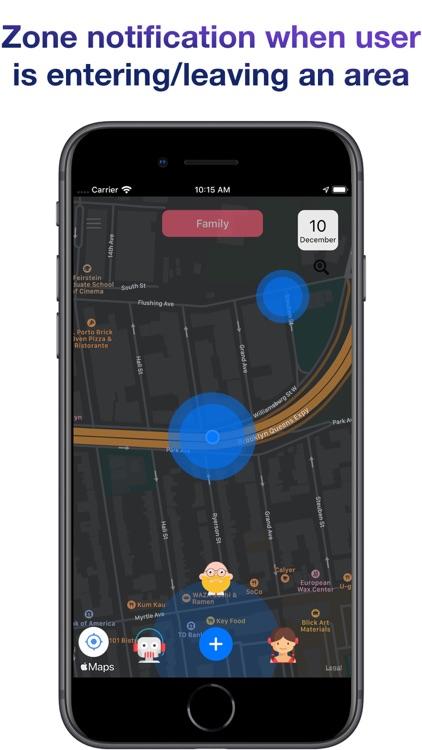 Find Family & Friends Locator screenshot-4