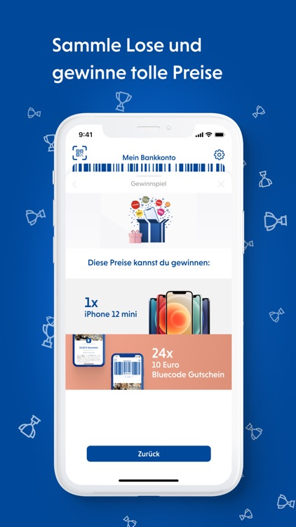 Bluecode - Mobiles Bezahlen screenshot-6
