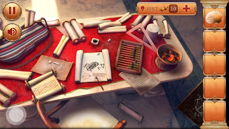 Muse's Mystery Escape Games screenshot-0