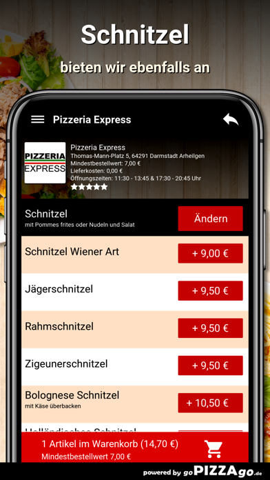 Express Darmstadt Arheilgen screenshot 6