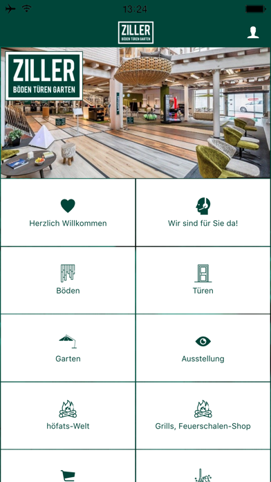 Ziller-AppScreenshot von 1