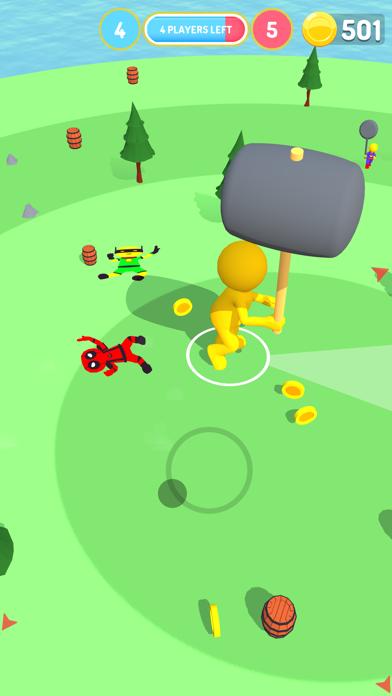 Smashers .io screenshot 3