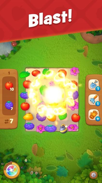 Gardenscapes screenshot-5