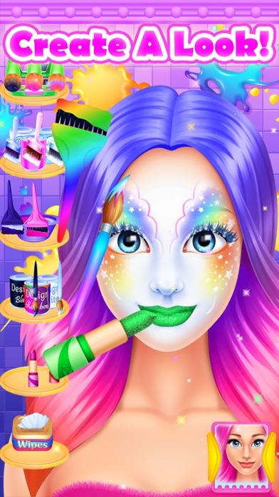 Face Paint Party Makeup Salon for windows pc