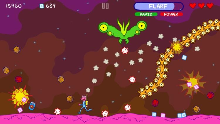 Glorkian Warrior - GameClub screenshot-3