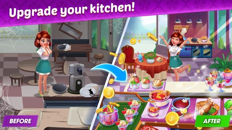 Cooking Food:  Cooking Games screenshot-4
