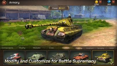 Tank Legion screenshot 4