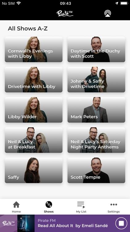 Pirate FM screenshot-4