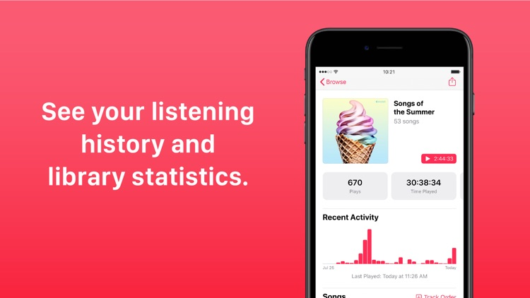 PlayTally: Your Music Stats