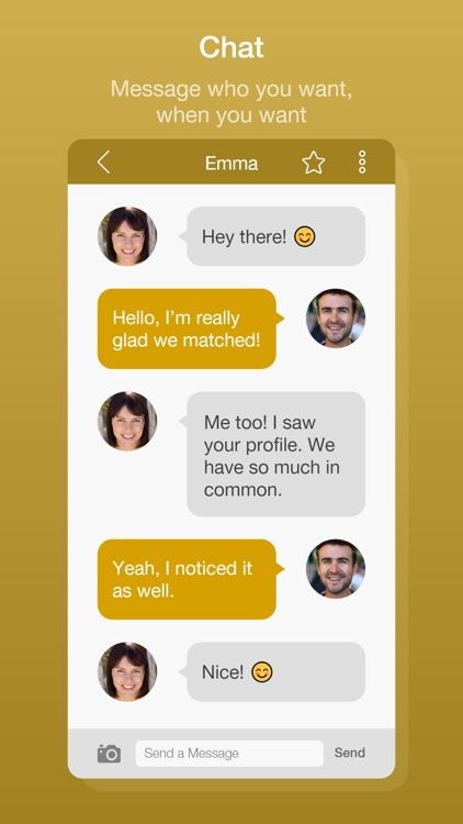 Christian Lifestyle Dating App screenshot-3