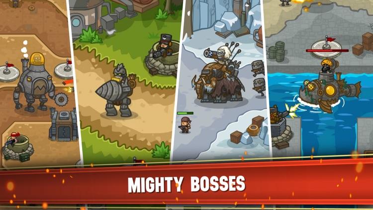Modern Islands Defense screenshot-3