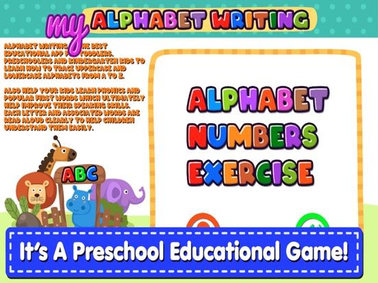 My Alphabet Writing screenshot 11
