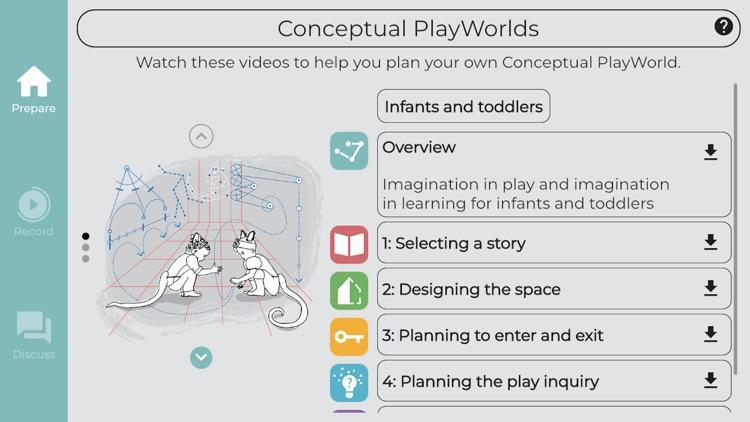 Fleer's Conceptual PlayWorlds