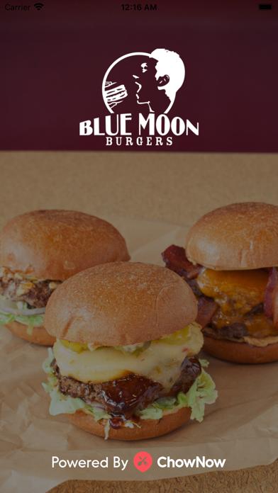 Blue Moon BurgersScreenshot of 1