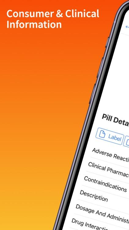 Smart Pill ID - Identify Drugs screenshot-3