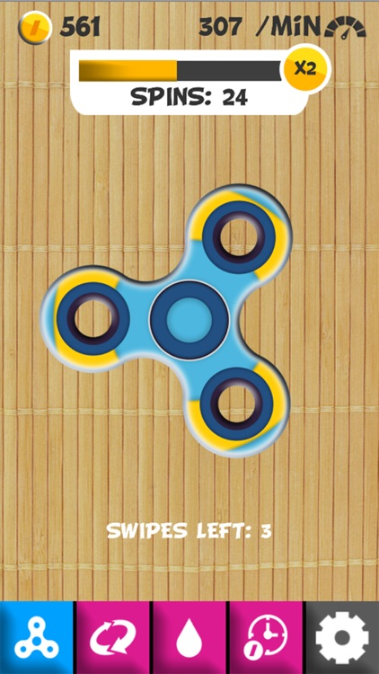 Stressless Fidget Spinner 3D screenshot-3