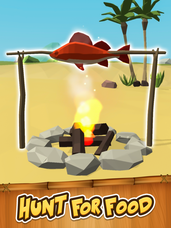 iPad Image of Survival Master 3D