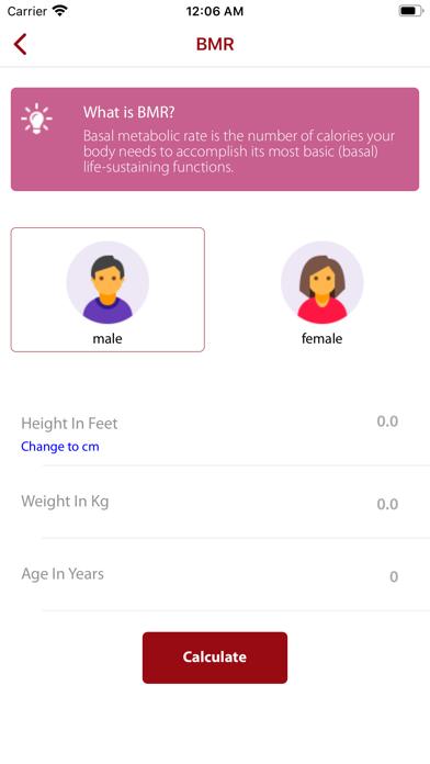 Brawntone Fitness screenshot 1