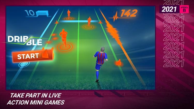 Pro 11 - Soccer Manager Game screenshot-3