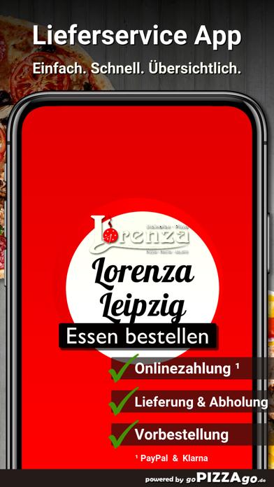 Pizzeria Lorenza Leipzig screenshot 1